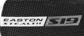 Easton Stealth S19
