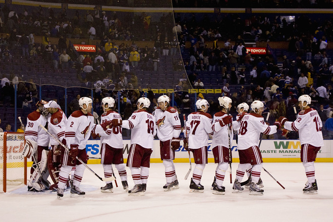 Phoenix Coyotes may have a new owner relatively soon.