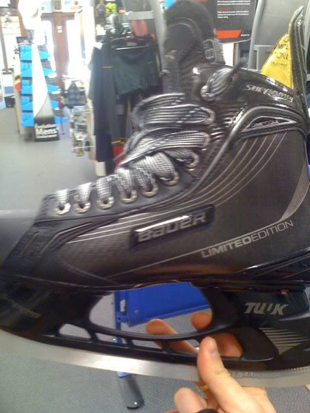 Bauer Supreme One100 le
