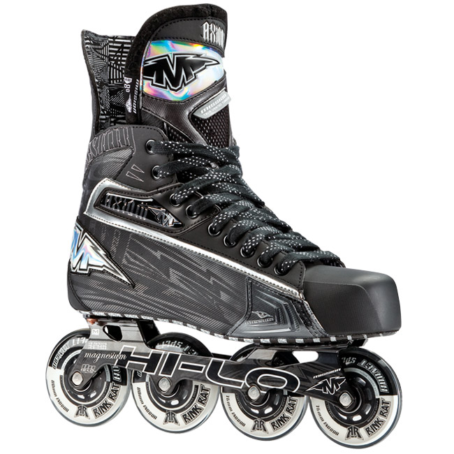 2011 Mission Axiom T9 Roller Hockey Skates