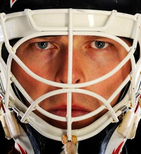 Goaltender Martin Brodeur is still the face of the franchise, yet with the lack of depth this season, don't expect the team to go far in the playoffs.