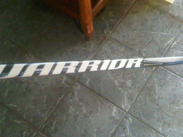 Warrior Black Widow Hockey Stick
