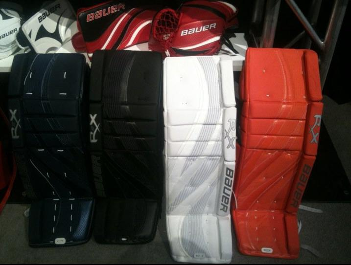 Bauer RX10 Limited Edition Goalie Leg Pads