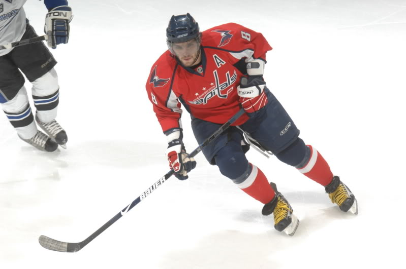 best authentic a3389 d87e6 Alex Ovechkin Bauer Endorsement? – Hockey World Blog
