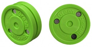 Green Biscuit Training Puck