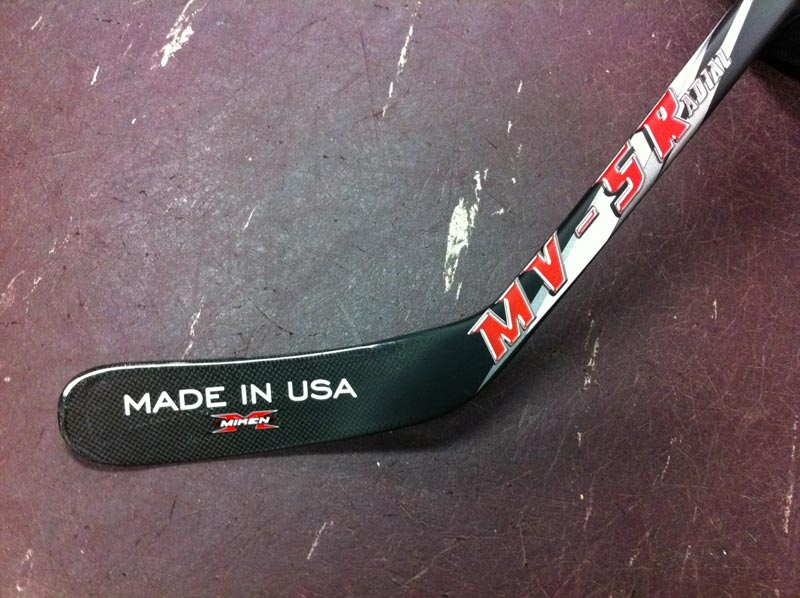 Miken MV-5 Radial Hockey Stick