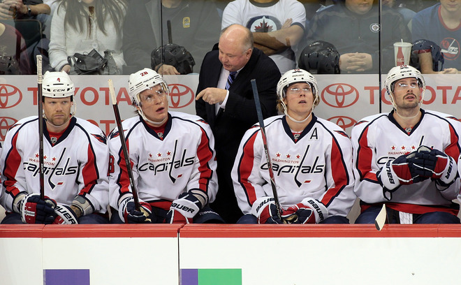 Alexander Semin and the Washington Capitals