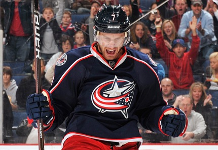 Columbus Blue Jackets trade Jeff Carter to Los Angeles Kings ...
