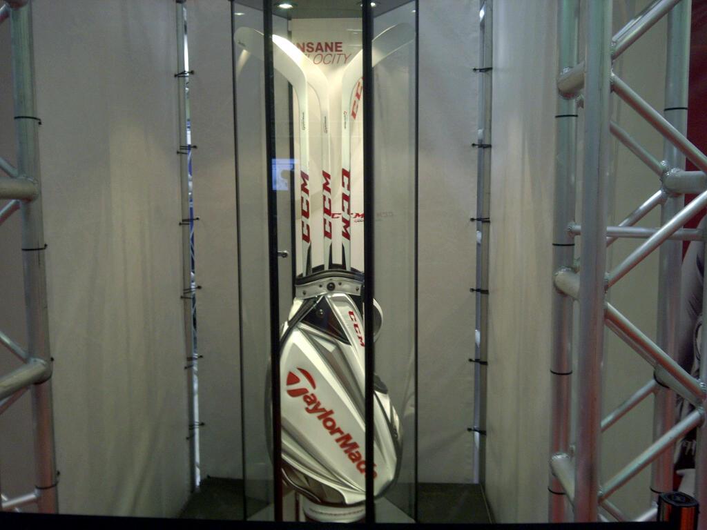 Taylormade ccm hockey stick