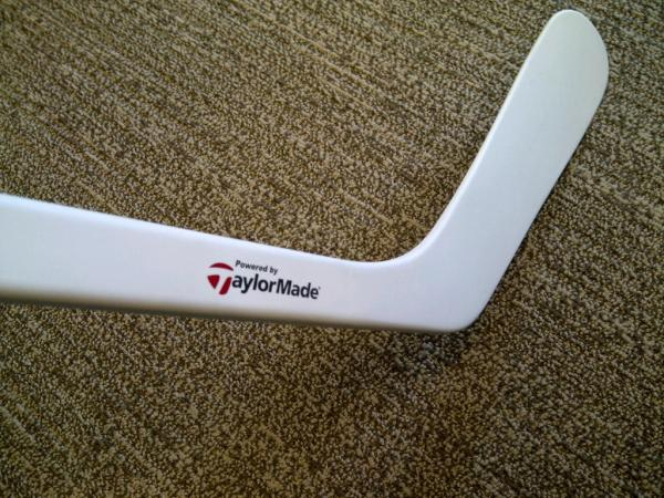 TaylorMade Getting Into Hockey Technology