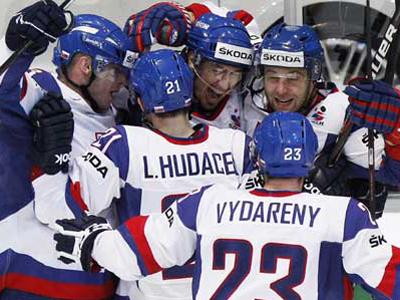 Slovakia IIHF World Championships 2012