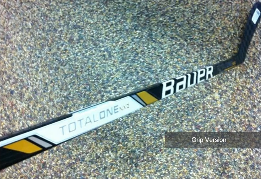 Bauer total one nxg stick review