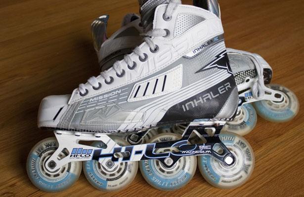 Mission Inhaler AC1 Roller Hockey Skates