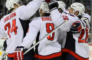 Washington Capitals - Ribeiro and Carlson