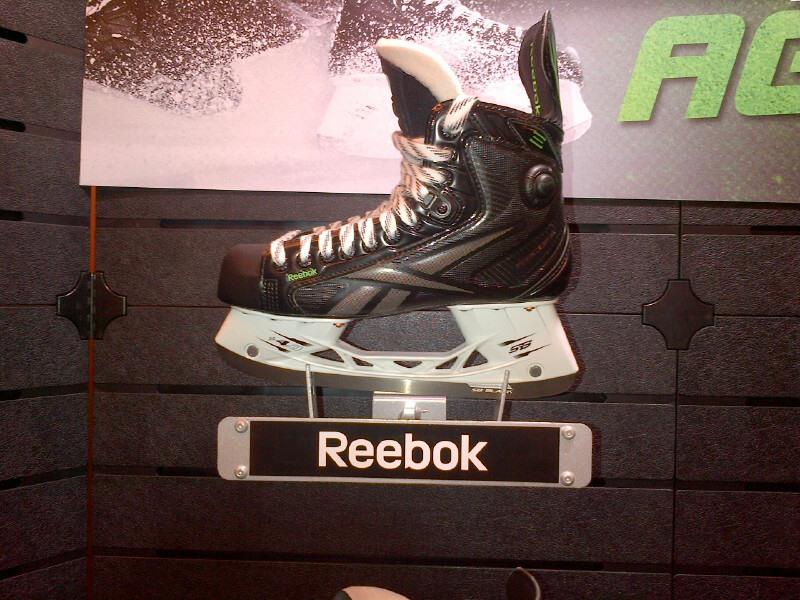 Reebok Ribcor Ice Hockey Skates - Retail Version