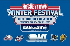 2013 OHL DoubleHeader