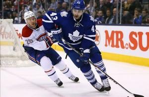 Nazem Kadri Toronto Maple Leafs