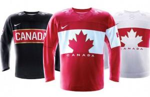 Team Canada 2014 Sochi