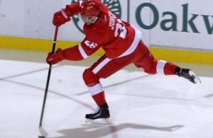 Tomas Jurco Detroit Red Wings