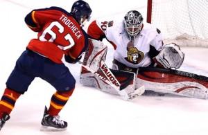 NHL: Ottawa Senators at Florida Panthers