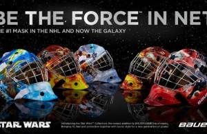 Bauer Star Wars Goal Mask