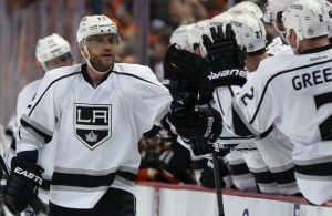 Marian Gaborik L.A. Kings