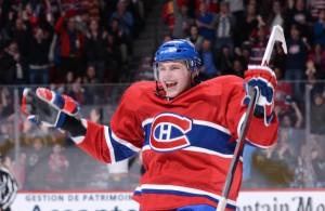 Alex Galchenyuk Montreal Canadiens