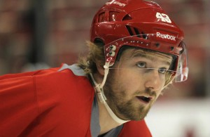 Darren Helm Detroit Red Wings