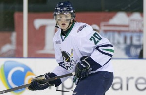 Josh Wesley Plymouth Whalers