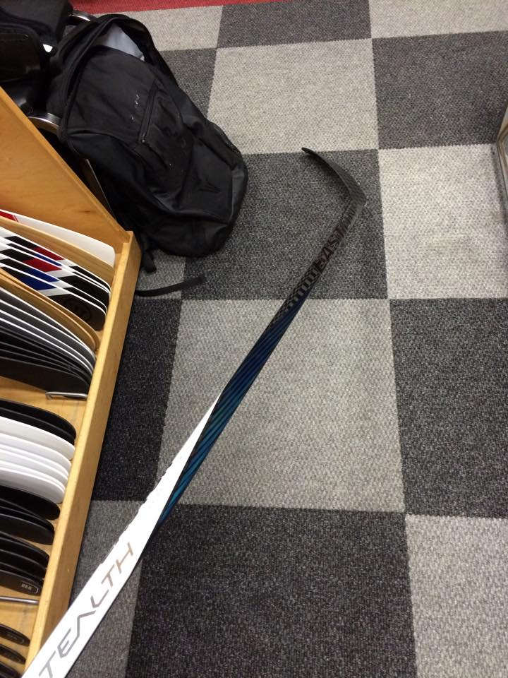 Easton Stealth CX Stick Blue