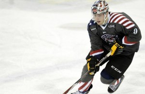 Green Bay Gamblers Stars and Stripes Jersey