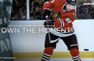 Patrick Kane Bauer Own The Moment