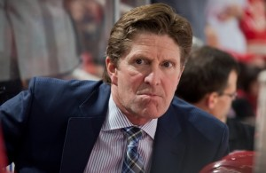 Mike Babcock Detroit Red Wings