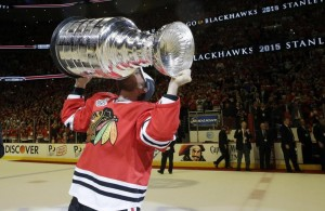 Kimmo Timonen Stanley Cup