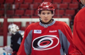 Sergey Tolchinsky - Carolina Hurricanes