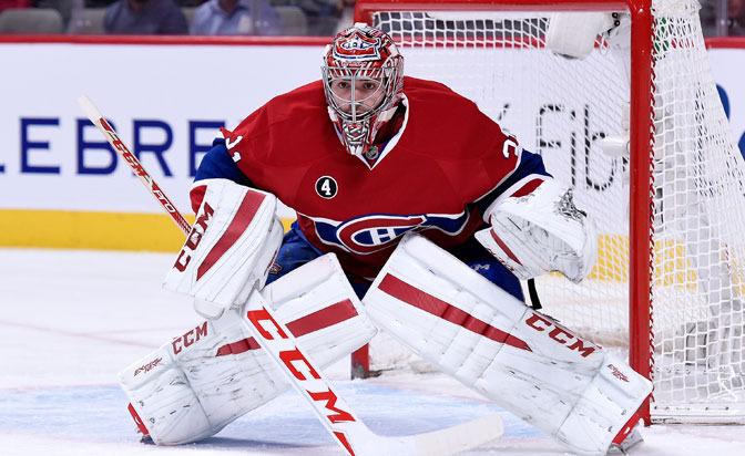 Carey price sidelined at least six weeks hockey world blog - Image hockey canadien ...