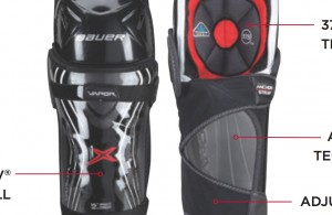 Bauer Vapor 1X Shin Guards