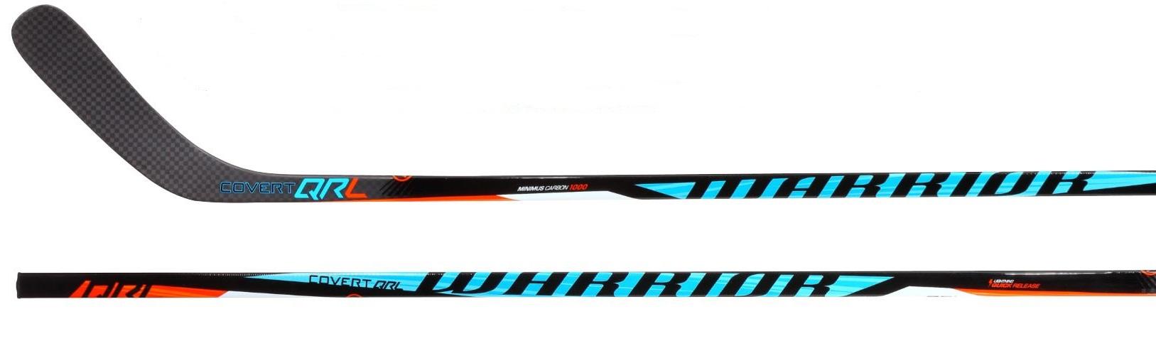 Warrior Covert QRL Stick – Hockey World Blog