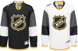 2016 NHL All-Star Game Jerseys