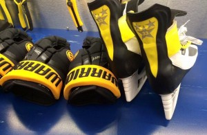 Dustin Byfuglien 2016 All Star Game Skates