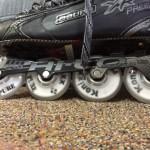 Konixx Pure Roller Hockey Wheels