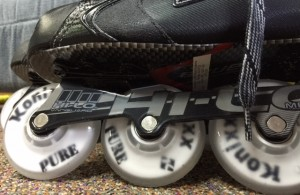Konixx Pure Roller Hockey Wheels