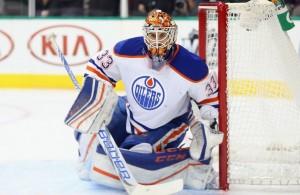Cam Talbot Edmonton Oilers