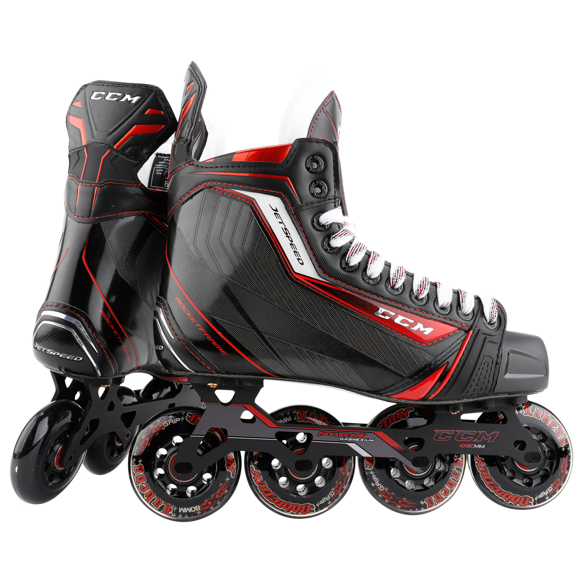 ccm jetspeed roller hockey skate review hockey world blog. Black Bedroom Furniture Sets. Home Design Ideas