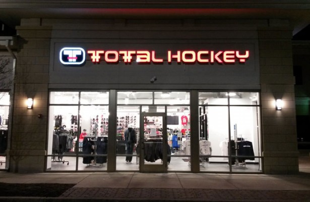 Total Hockey Bankruptcy