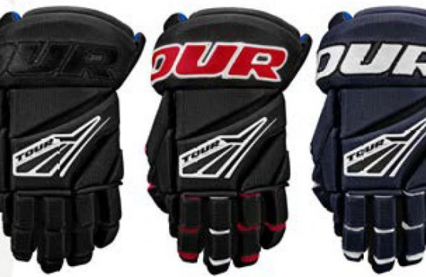 Tour Code 1 Hockey Gloves