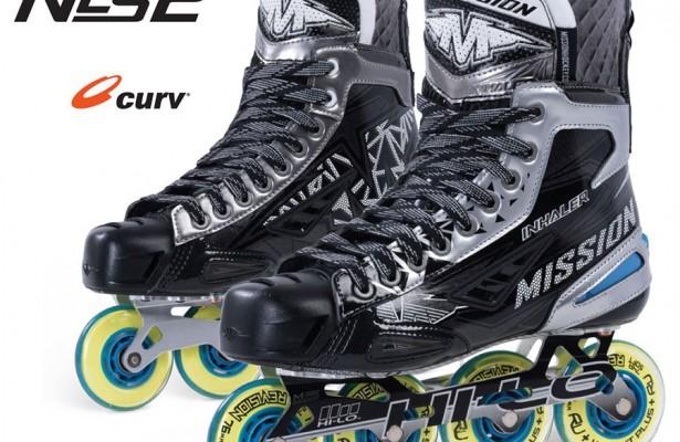 Mission NLS2 Inhaler Skates