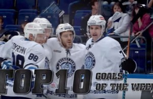 Top 10 KHL Goals Week 5