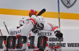 Top 10 KHL Goals For Week 3