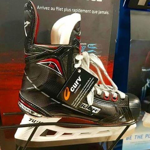 2017 Bauer Vapor 1X Skates